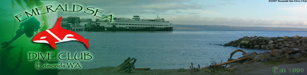 Emerald Sea Dive Club - Edmonds, Washington